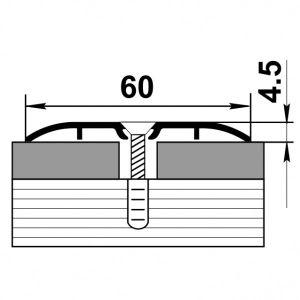 Профиль стыковочный ПС 07-1.900.089