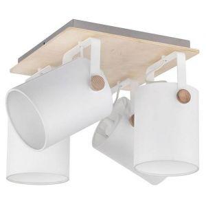 Люстра потолочная TK Lighting 1615 Relax White 4
