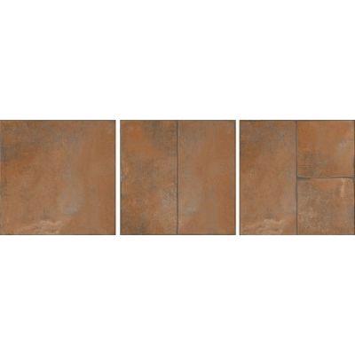 Керамогранит SG926300N Каменный остров микс коричневый необрезной 30х30