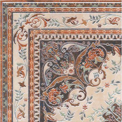 Керамогранит HGD\A174\SG1550L декор Мраморный дворец Ковёр угол лаппатированный 40.2х40.2