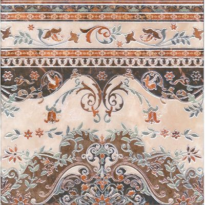 Керамогранит HGD\A175\SG1550L декор Мраморный дворец Ковёр лаппатированный 40.2х40.2