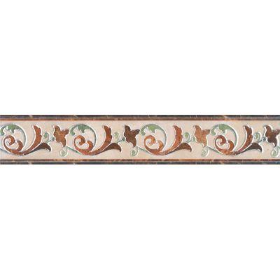 Керамогранит HGD\A202\SG1550L бордюр Мраморный дворец лаппатированный 40,2х7.2