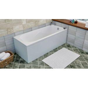 Акриловая ванна BellSan Тора 1600х700х600, с экраном, без г/м