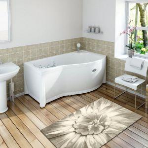 Акриловая ванна Vannesa Миранда 1680х950х660, правая, с экраном, без г/м