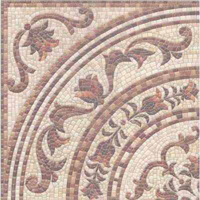 Плитка HGD/A235/SG1544L Пантеон ковер угол декор лаппатированный  40,2x40,2