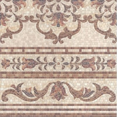 Плитка HGD/A236/SG1544L Пантеон ковер  декор лаппатированный  40,2x40,2