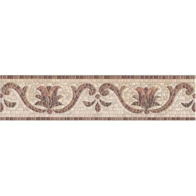Плитка HGD/A239/SG1544L Пантеон бордюр лаппатированный  40,2x9,6