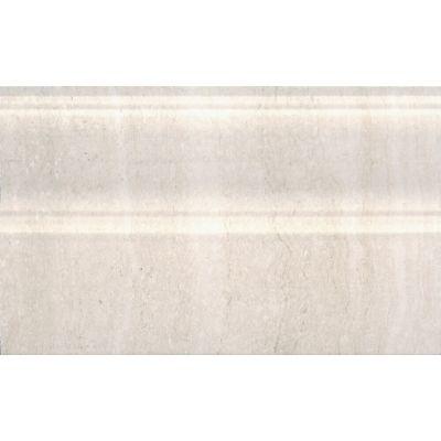 Плитка FMB008 Пантеон св.беж плинтус  (25x15)