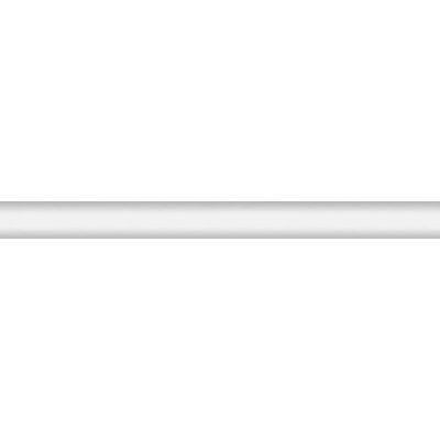 Плитка SPA033R Турнон белый матовый обрезной бордюр 30x2,5