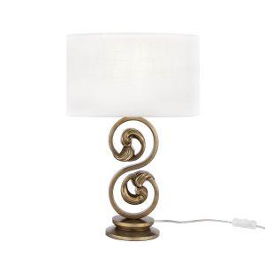 Лампа настольная Maytoni Lantana Н300-01-G