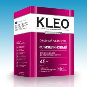 Клей КLЕО EXTRA 45 флизелиновый усиленная формула 320 г