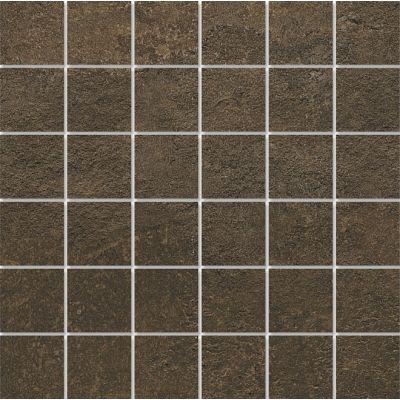 Керамогранит DD2002\MM Про Стоун коричневый мозаичный  30*30