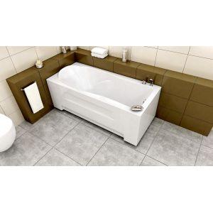 Акриловая ванна BellSan Агата 1790х800х650, с экраном, без г/м