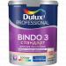 Краска Dulux Professional Bindo 3 глубокоматовая для стен и потолков BW 4,5л