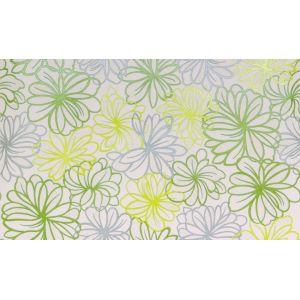 Обои AS Палитра Крокус 10075-17 виниловые на бумаге 0,53х10,05м зеленый