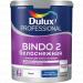 Краска Dulux Professional Bindo 2 глубокоматовая для потолков и стен 4.5л