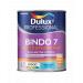 Краска Dulux Professional Bindo 7 матовая для стен и потолков BW 1л.
