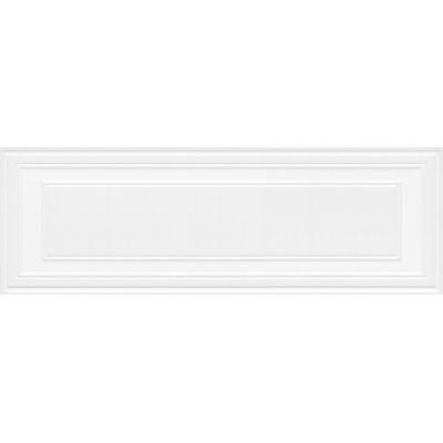 Плитка 14008R Монфорте белый панель обрезной  40x120