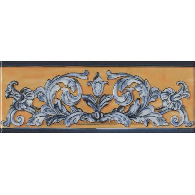 Плитка HGD/B348/15129 Площадь Испании декор  15x40