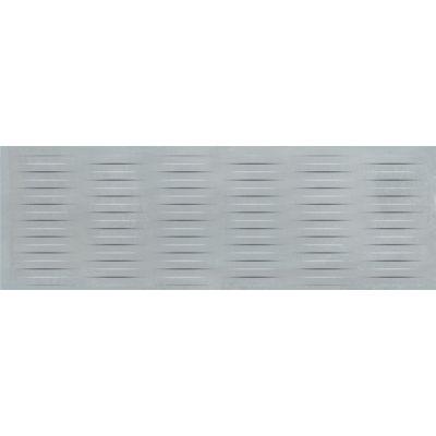 Плитка 13067R Раваль св.-серый структура обрезной  30x89.5