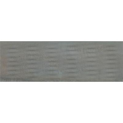 Плитка 13068R Раваль серый структура обрезной  30x89.5