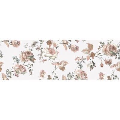 Плитка 14017R/3F Монфорте Роза декор обрезной  40x120