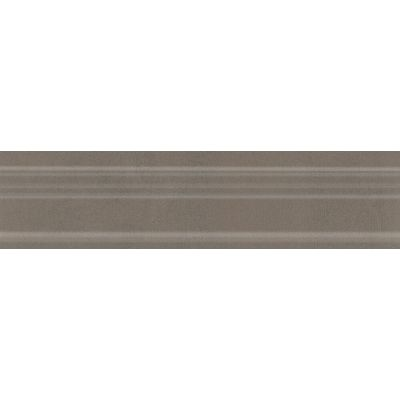 Плитка BLB035 Багет Параллель коричневый бордюр  20*5