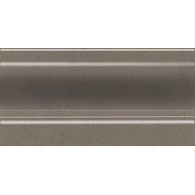 Плитка FMC015 Параллель коричневый плинтус  20*10