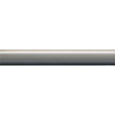 Плитка PFG005 Багет Салинас серый бордюр  15x2