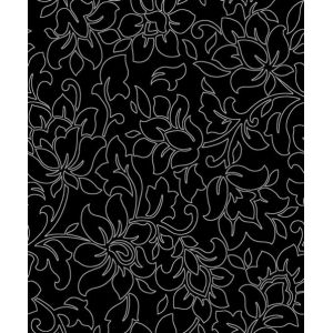 Обои Ateliero Vera 68114-05 виниловые на флизелине 1,06x10,05м черный