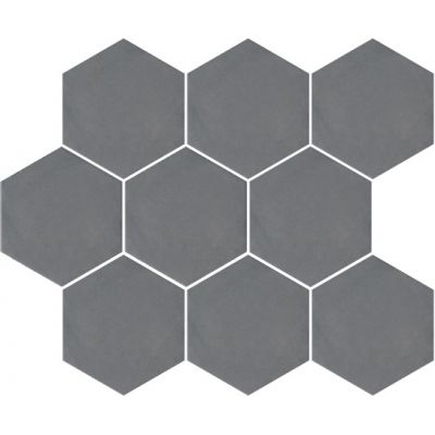 Керамогранит SG1002N Тюрен темн.-серый, полотно 37*31 из 9 частей 12х10,4