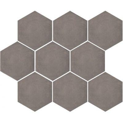 Керамогранит SG1005N Тюрен коричневый, полотно 37*31 из 9 частей 12х10,4
