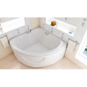 Акриловая ванна BellSan Тера 1500x1500x620, с экраном, с г/м, с а/м