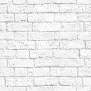 Обои FOX Розали-2 4580 виниловые на бумаге 0,53х10,05м белый