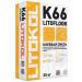 Клей плиточный Litokol LitoFloor K66 25кг