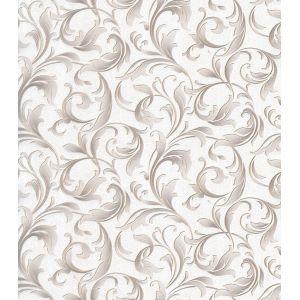 Обои Гомельобои Иллюзия 8186-11 бумажные дуплекс 0,53х10,05м серый