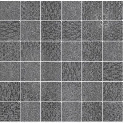 Керамогранит DD2009\MM Про Дабл антрацит мозаичный 30х30