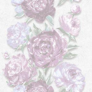 Обои Wallberry Амина 5020 вспененный винил на флиз основе 1,06 x 10,05 м серый
