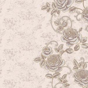 Обои Wallberry Тиффани 4842 виниловые на флизелине 1,06x10,05м розовый