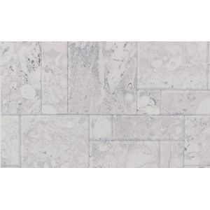 Обои Аспект Лаванда 80006-14 виниловые на бумаге 0,53х10,05м серый