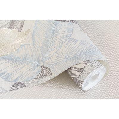Обои OVK Design Пандора 10298-02 виниловые на флизелине 1,06х10,05м серый