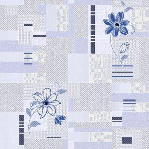 Обои Саратов Ленок-А Ф319-00 акрил 0,53х10,05м серый