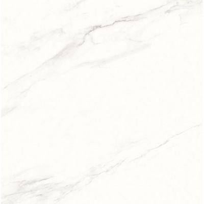 Керамогранит Laparet Calacatta Superb белый полированный  60х60