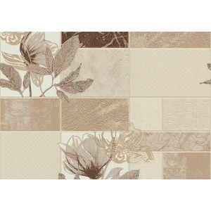 Обои Liberty Марморика 0222-2 (ПМ) виниловые на бумаге 0,53х10,05м коричневый