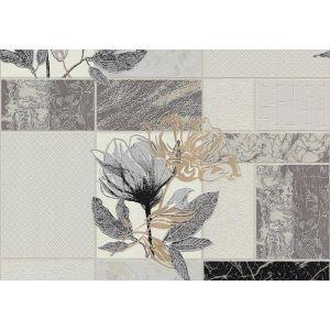 Обои Liberty Марморика 0222-5 (ПМ) виниловые на бумаге 0,53х10,05м серый