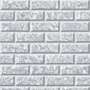 Обои Vilia Даллас 1341-22 (Б9-00) виниловые на бумаге 0,53х10,05м серый