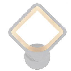 Светильник светодиодный (бра) Estares on/off Tetra S 24W белый/матовый, без пульта ДУ