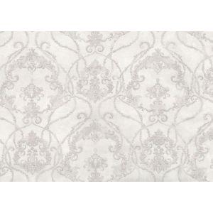 Обои Prima Italiana Bellisima Frida 33014 виниловые на флизелине 1,06х10м белый