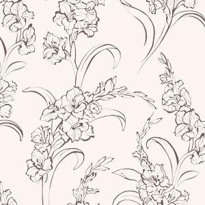 Обои FOX Есения 5073 виниловые на флизелине 1,06х10,05м розовый