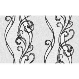 Обои VOG Collection Ар-нуво 90083-14 виниловые на флизелине 1,06x10,05м серый